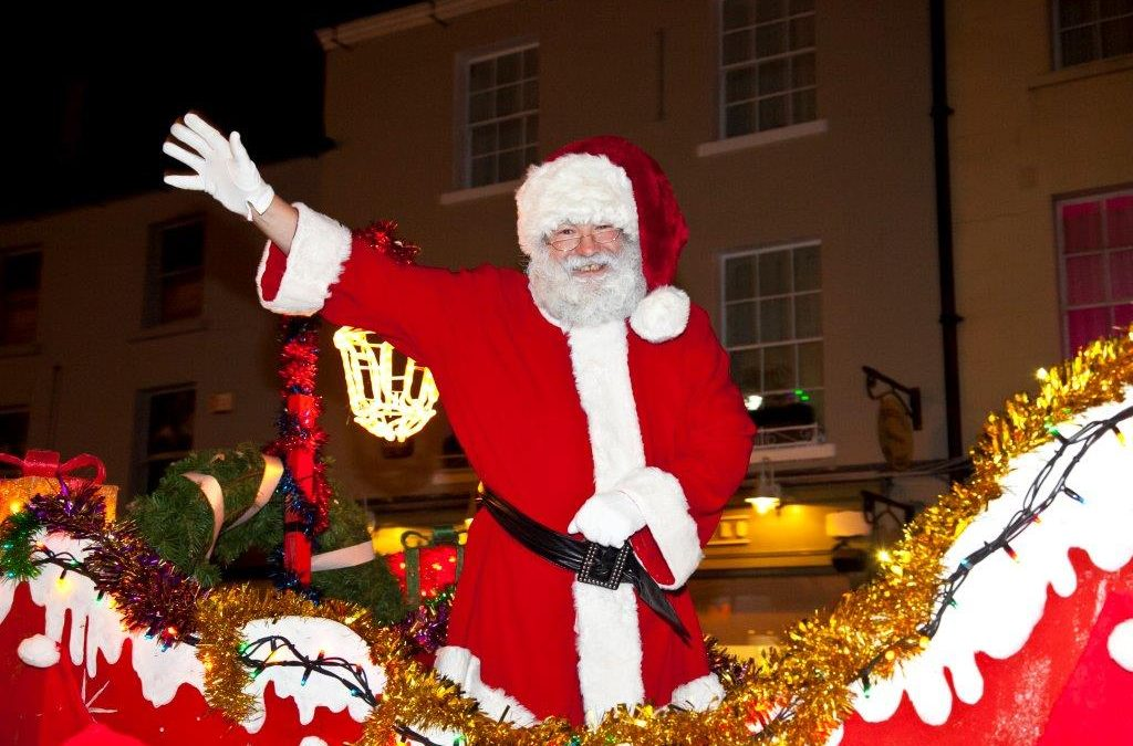 Gorey's Christmas Lights – The Big Switch On! 2016