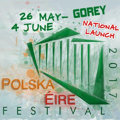 Polska Eire festival launch 2017