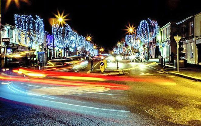 Gorey's Christmas Lights – The Big Switch On! 2017