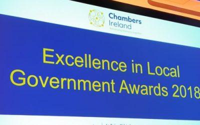 Chambers Ireland nomination for Love Gorey!