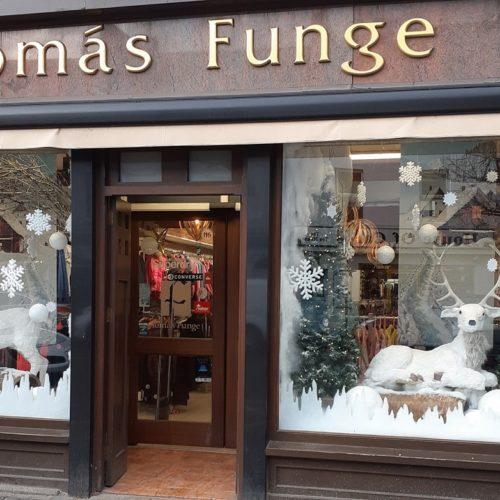 The magic of Christmas – by Joe Funge