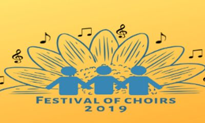 400 voices at Festival of Choirs!