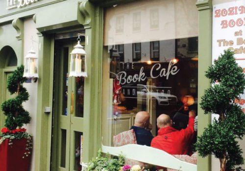 The Book Café & Bistro
