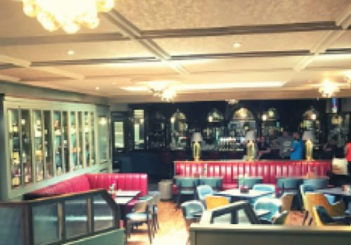 The Ivy Bar & Café