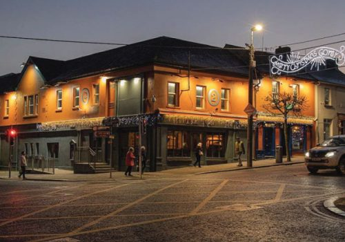The 64, Nell Sweeneys & O2 Nightclub
