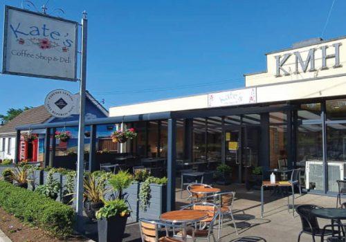 Kate's Coffee Shop Kilmuckridge