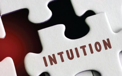 Intuition – a gift to help us in these challenging times.