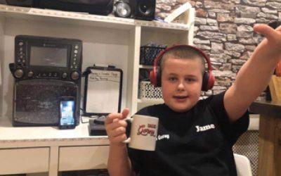 DJ James Entertains North Wexford During Lockdown