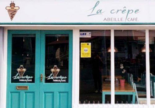 La Crêpe Abeille Café