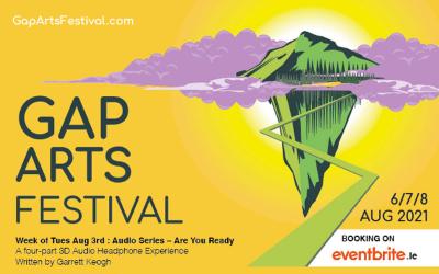 Gap Arts Festival 2021 6th – 8th August