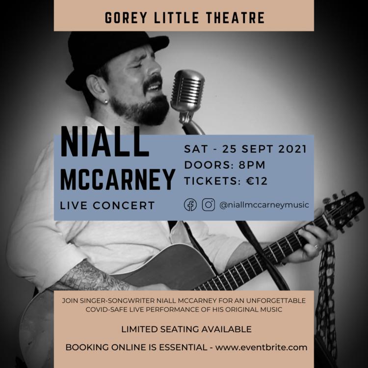 Niallmccarney_GoreyLittleTheatre