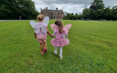 Wells House and Gardens Fairy Hunt 7th & 8th August