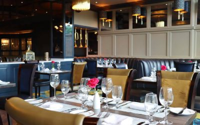 Food and Beverage Attendant at The Ashdown Park Hotel