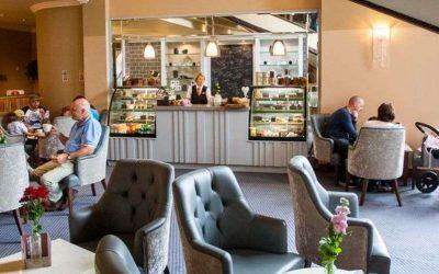 Coffee Dock Professional Server –  Amber Springs Hotel