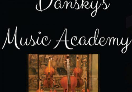Fairy & The Fiddler – Dansky Music Lessons