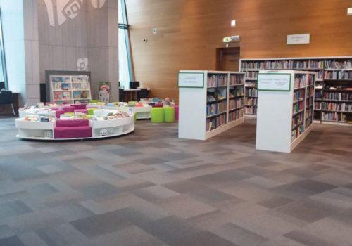 Gorey Library