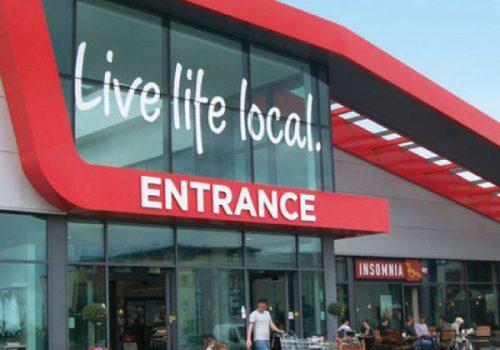 Gorey Shopping Centre