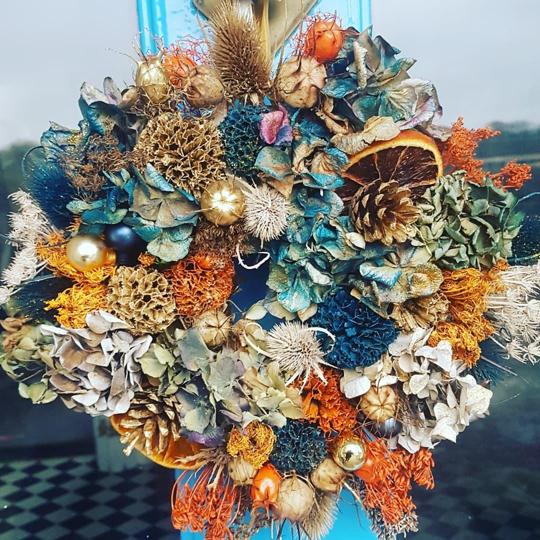 autumn-wreath-wexfordlavenderfarm