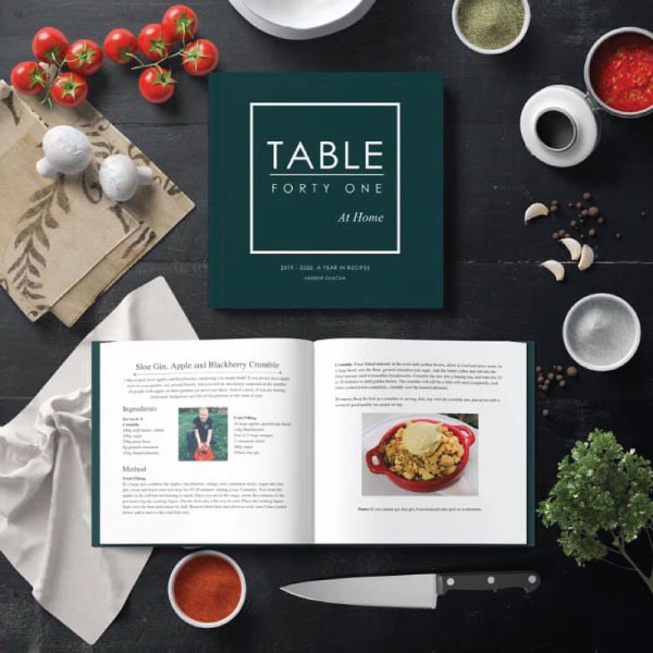 Experienced Waiting Staff –  Table Forty One