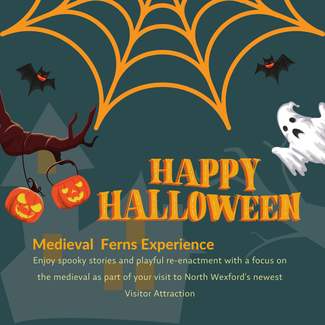 Medieval ferns Experience Halloween